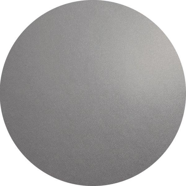 Tischset rund, cement