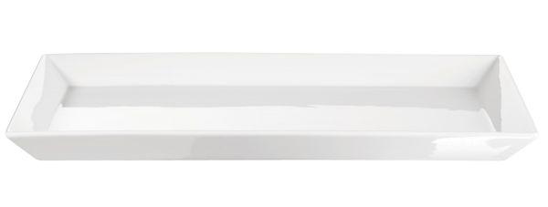 Servierplatte/ Top, rechteckig