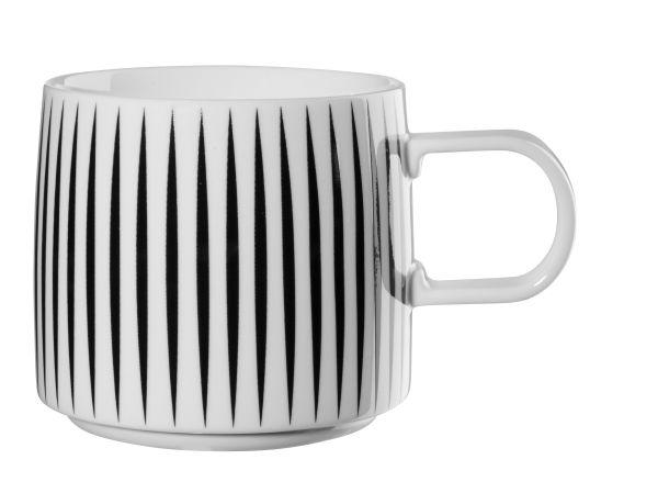Henkelbecher, stripes