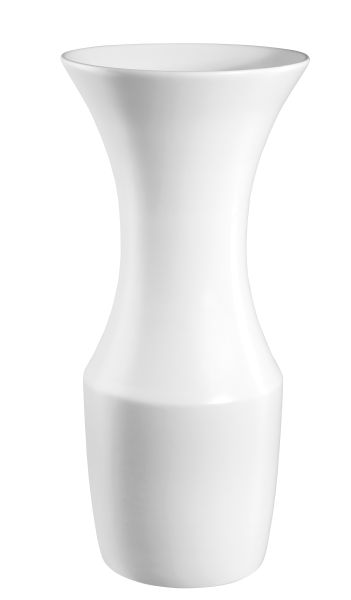 Vase, wei'™ß