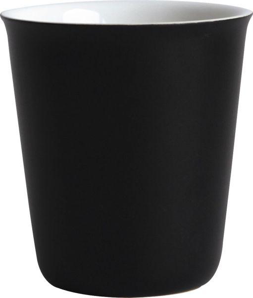 Becher Espresso, schwarz