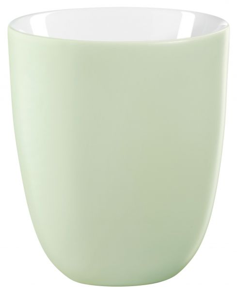 Vase, apple mint