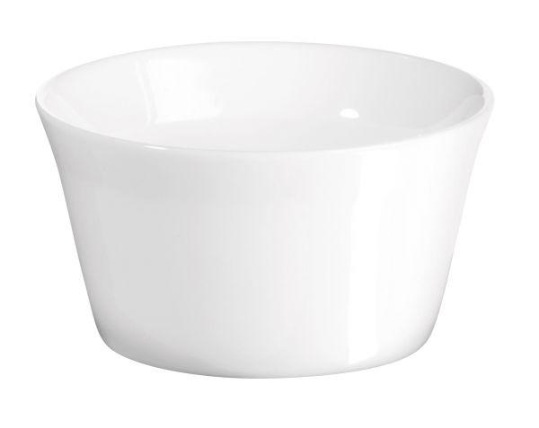 Soufflé Form, rund