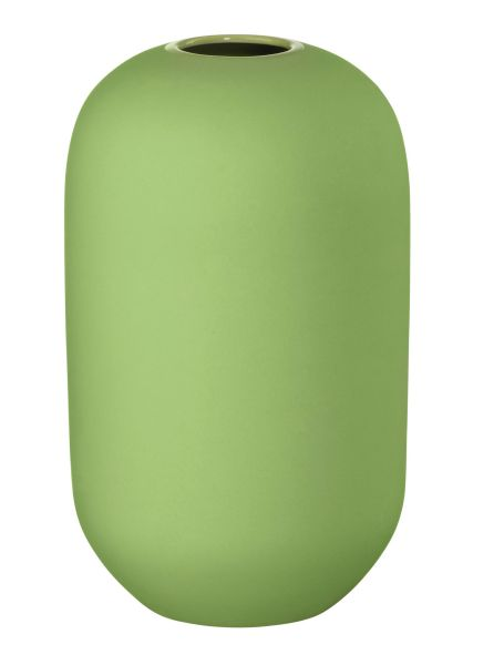 Vase, apple green