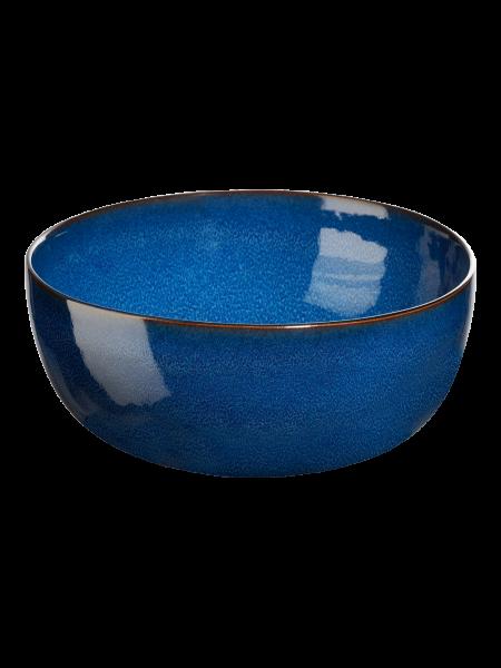 Salatschale, midnight blue