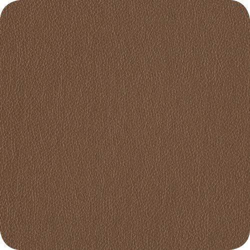 set of 4 coaster, brown