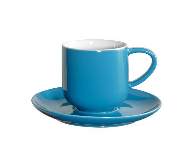 *2er Set Espressotasse mit Unt