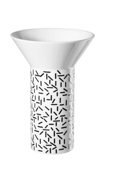 Memphis Vase, strokes