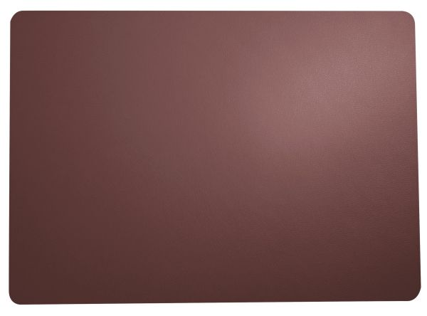 Tischset, plum