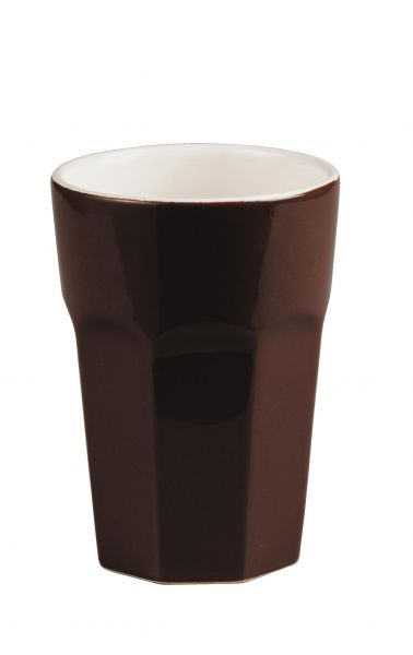 Becher Espresso, chocolate