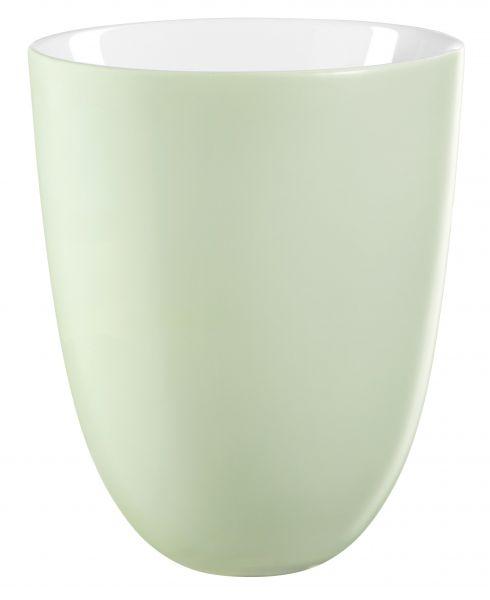 *Vase, apple mint