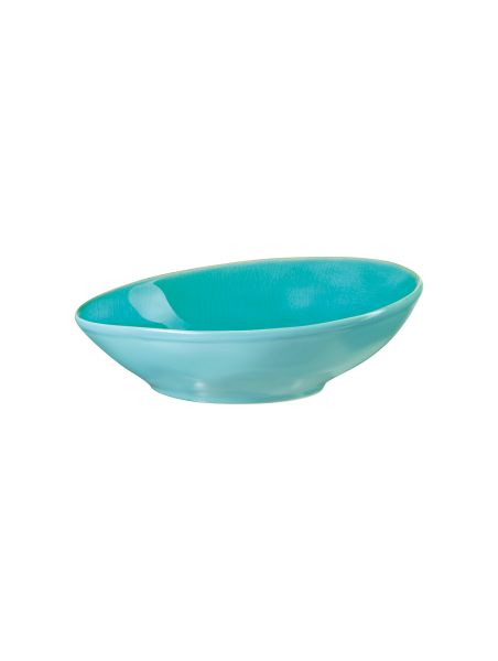 Ovale Oliven Schale S TURQUOIS