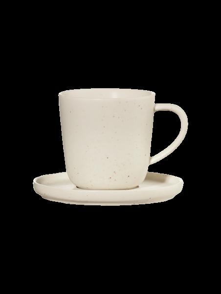 Espressotasse mit Unterer, sencha