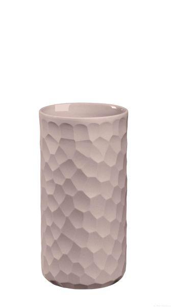 Vase, rosepowder