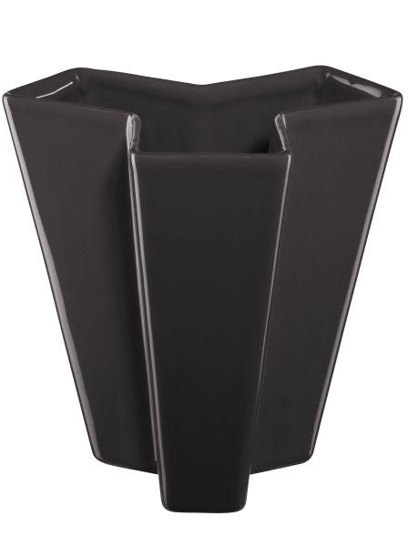 *Vase, anthrazit