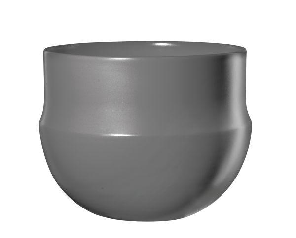 Übertopf, grau