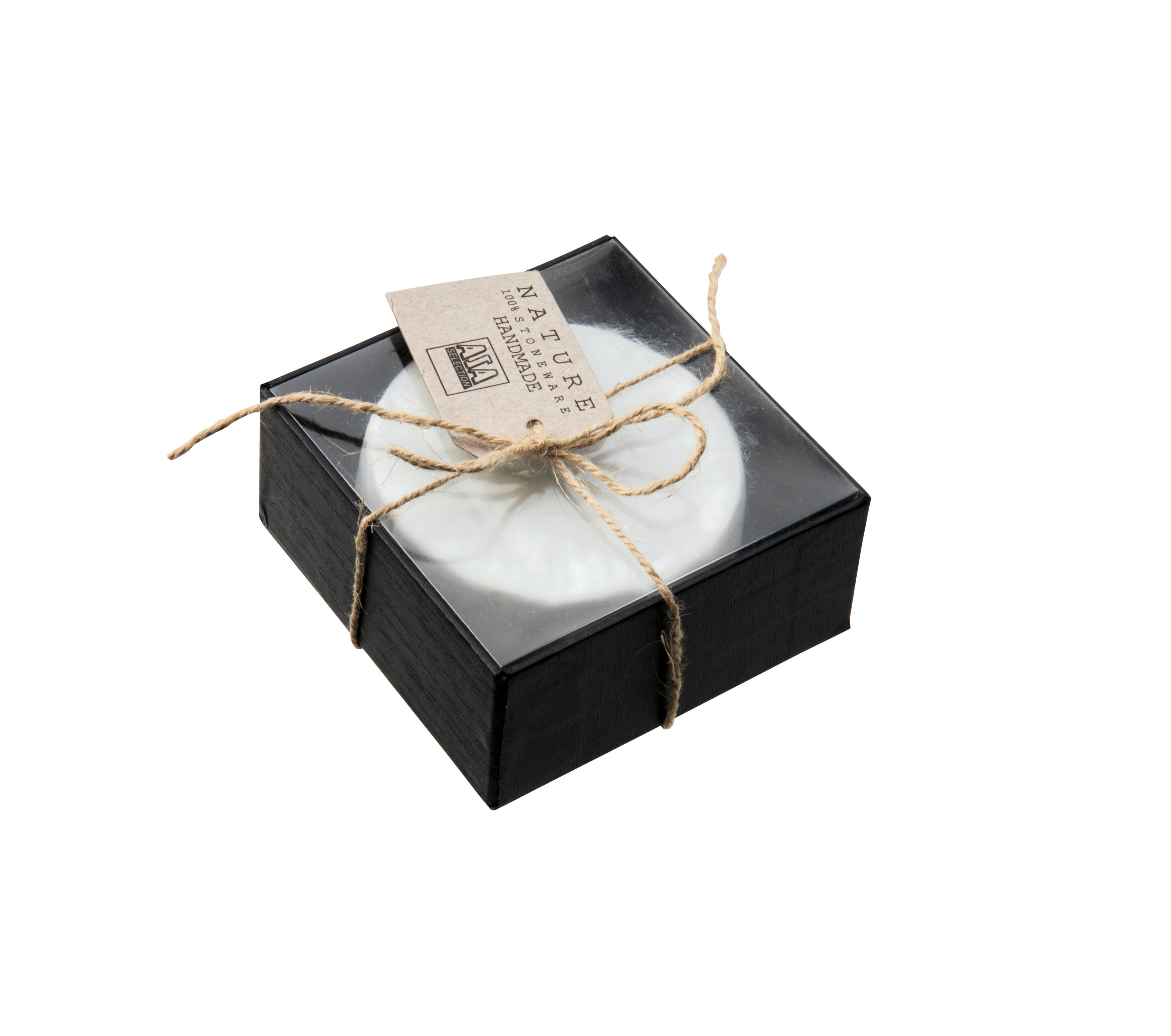 deko k se mini camembert wei home by asa die asa selection wohnwelten. Black Bedroom Furniture Sets. Home Design Ideas
