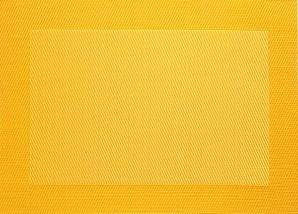 Tischset, gelb