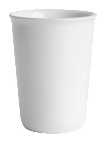 Becher Cappuccino, weiß