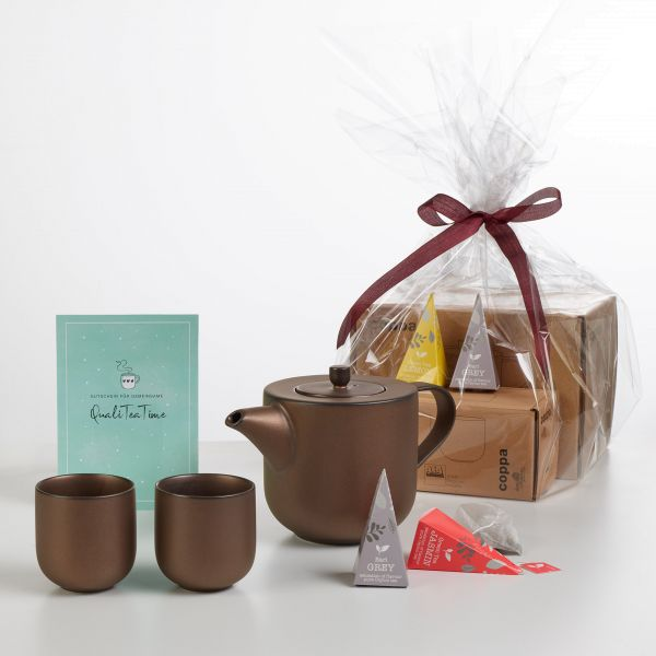 Tea Bundle Coppa Ferro