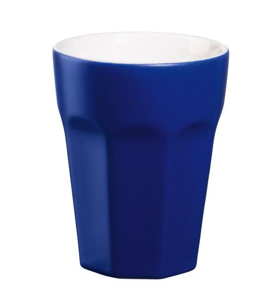 Becher Cappuccino, ultramarine