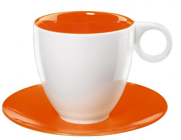 *Kaffeetasse mit Unterer 0,2l