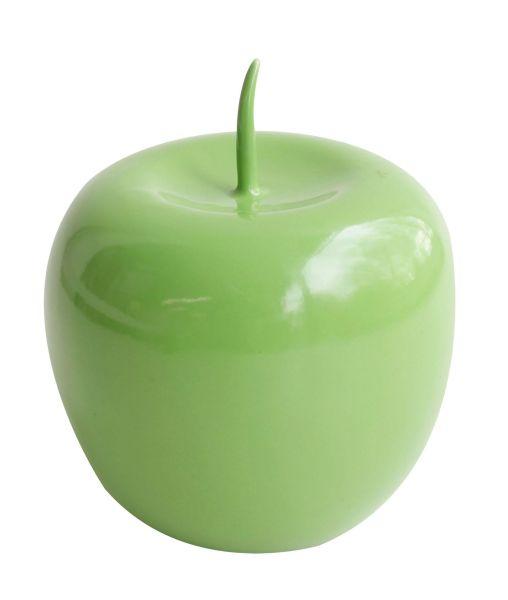 *Deko Apfel, grün