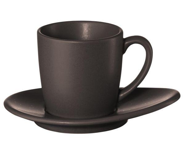 Espressotasse mit Unterer, mar