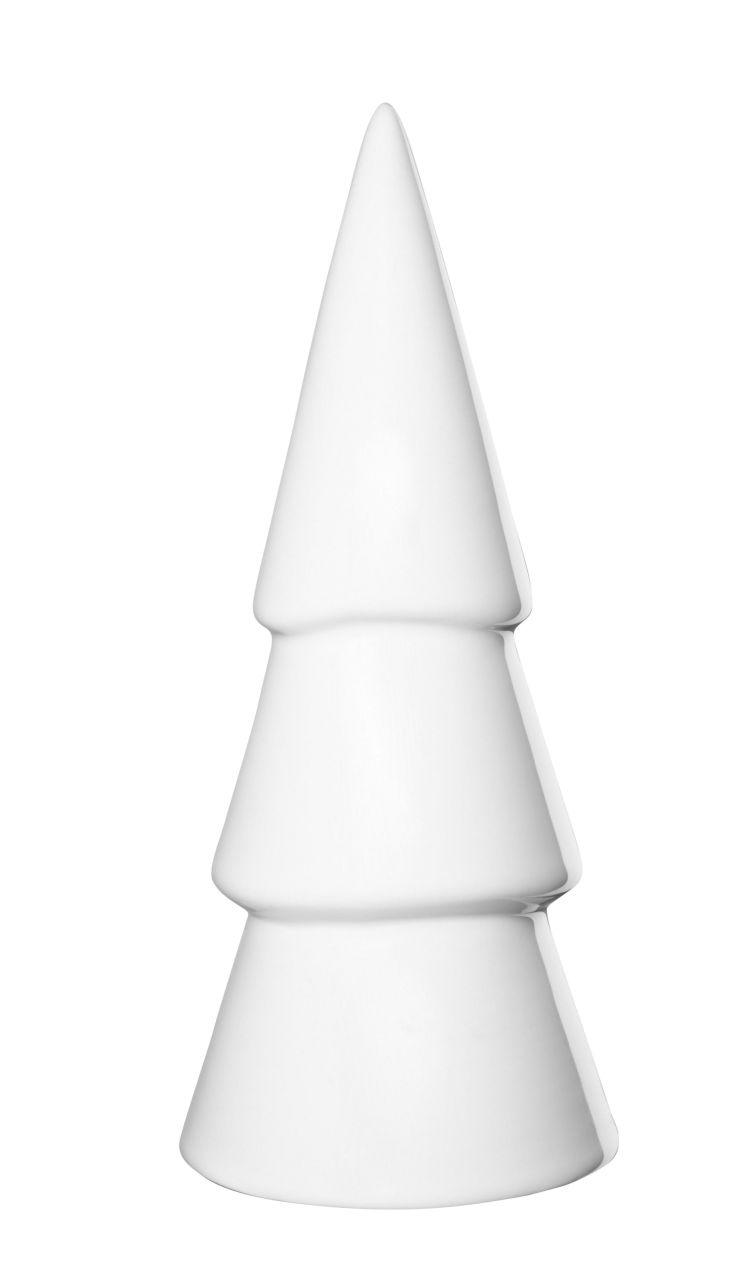 Tannenbaum, weiß