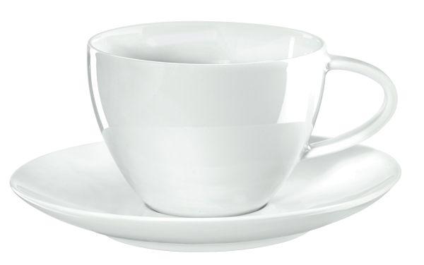 Tasse mit Unterer