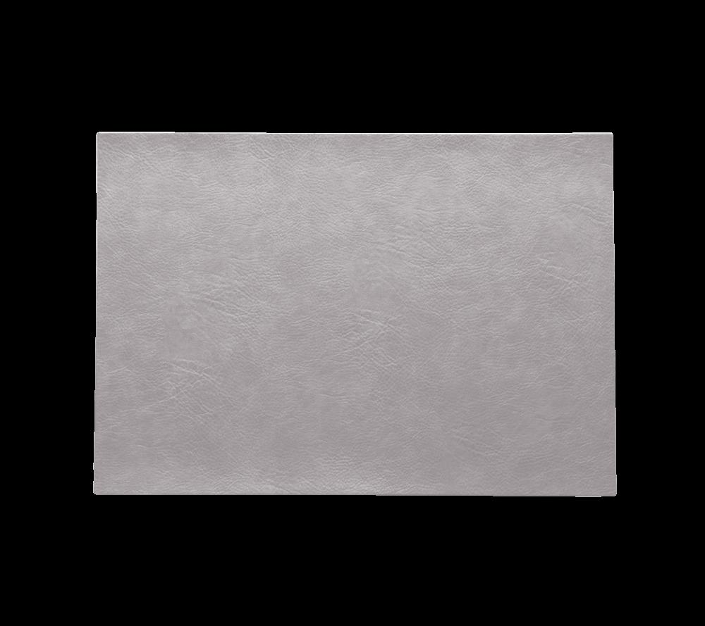 Tischset, silver cloud