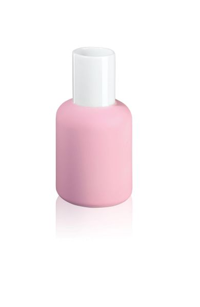 *Nailpolish Vase pink