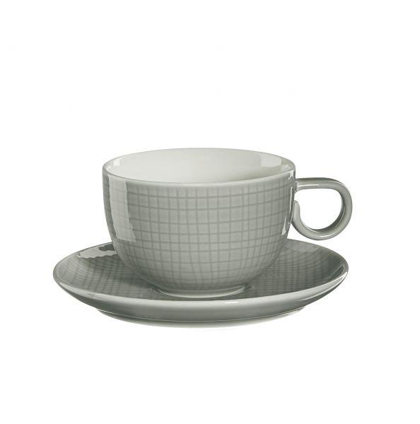 Kaffeetasse m. Unterer, pavot