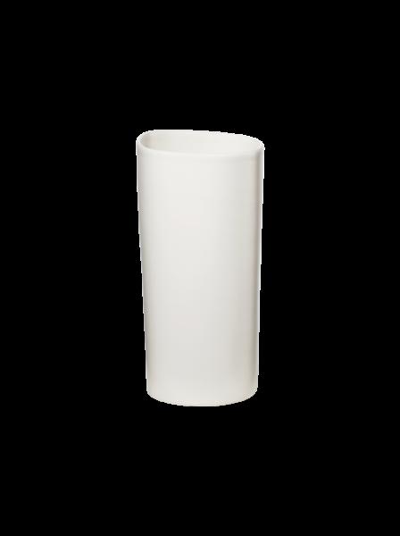 Vase, silver birch
