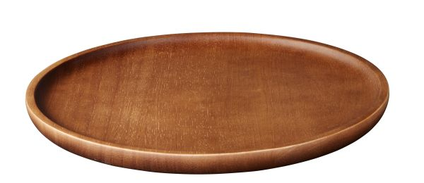 Holzteller Akazie massiv
