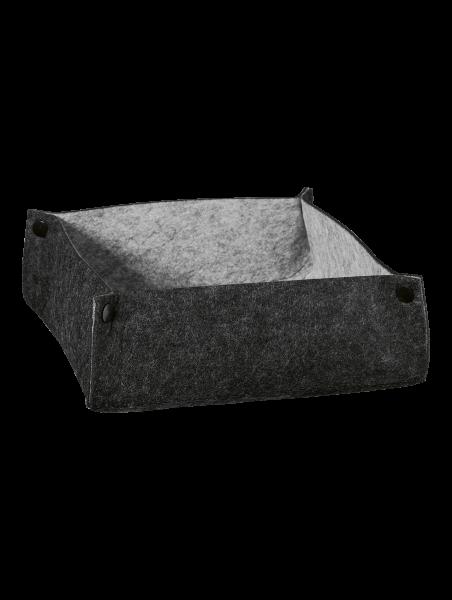 Korb, iron/ash