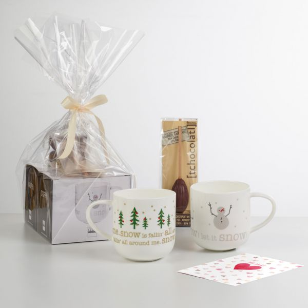 Chocolate Bundle Coppa Mugs IV