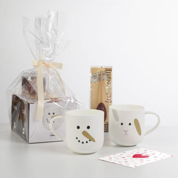 Chocolate Bundle Coppa Mugs II