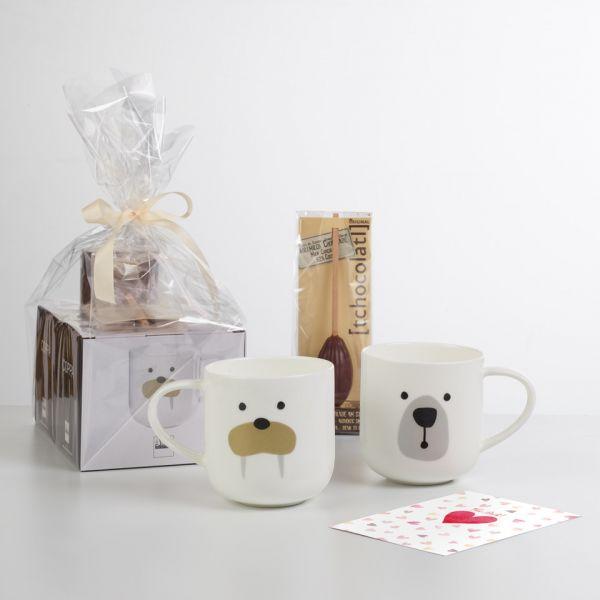 Chocolate Bundle Coppa Mugs I