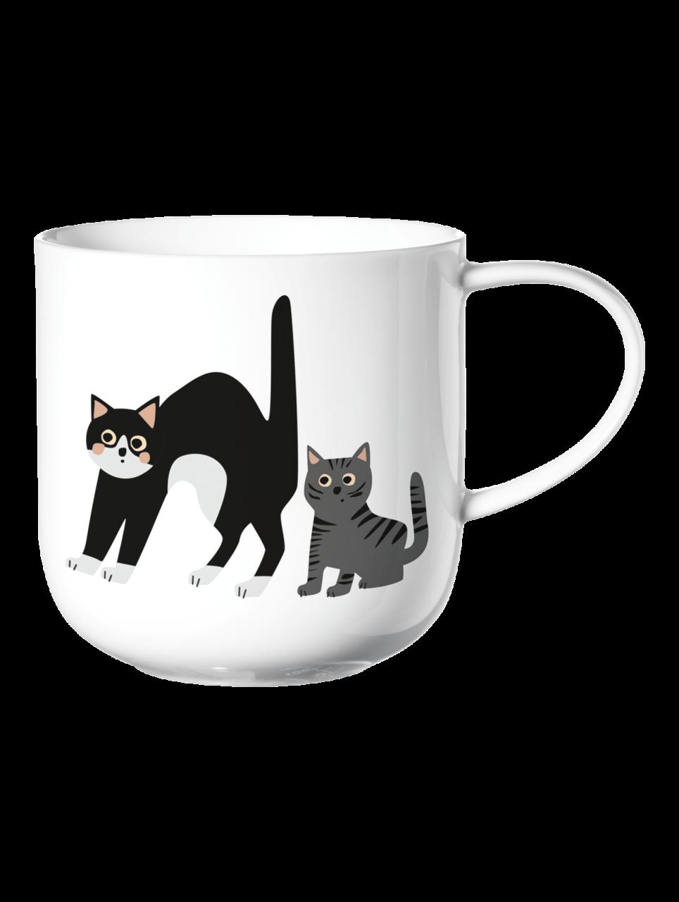 Henkelbecher, Surprised Cats