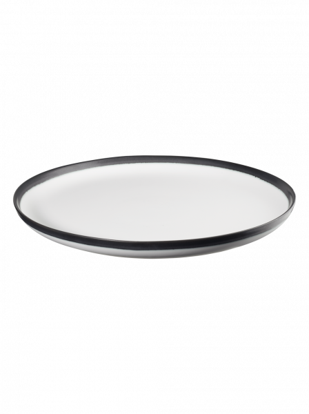 deco plate XL, blanc