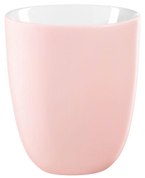Vase, powder pink