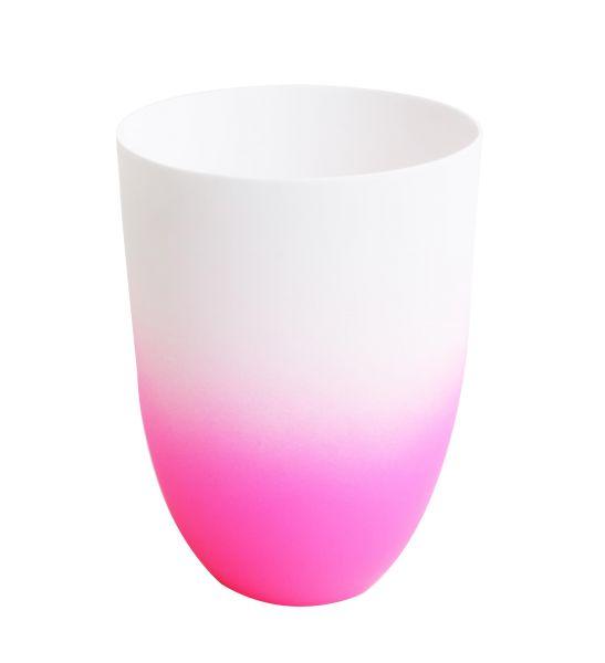 Vase/ Windlicht pink