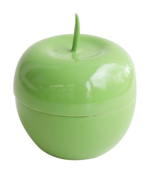 Apfel Dose, grün