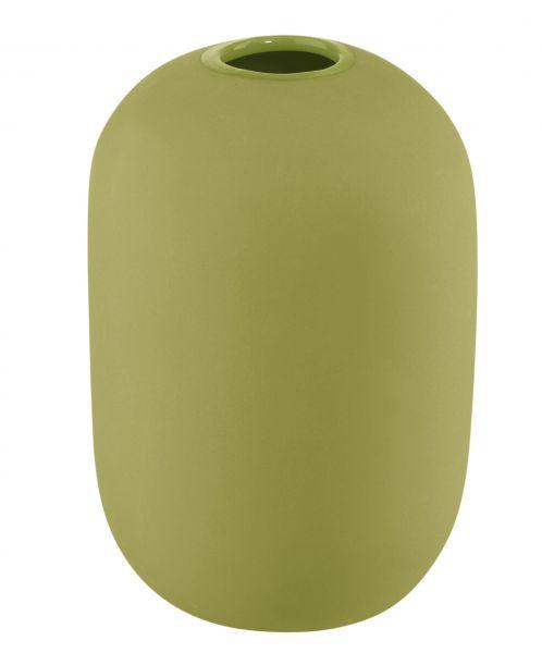Vase, olive