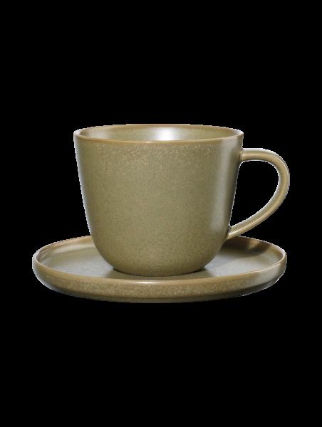 Kaffeetasse mit Unterer, miso
