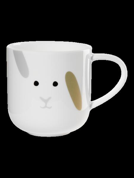 Henkelbecher, snow bunny