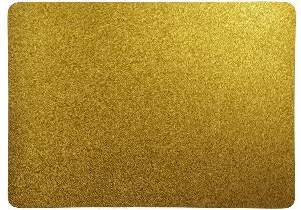 Tischset, gold