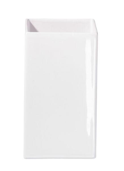 vase, blanc