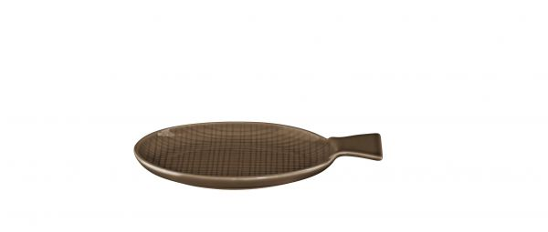 *Miniteller Fisch,muscat